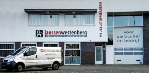Janssen en Westenberg Gevel