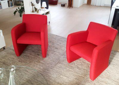 Leolux fauteuils